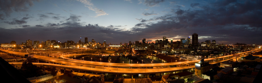 Barcode Johannesburg