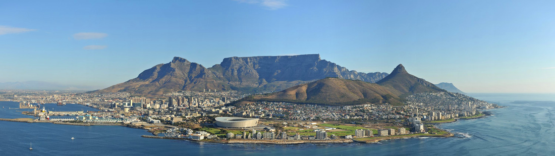 Barcode Cape Town