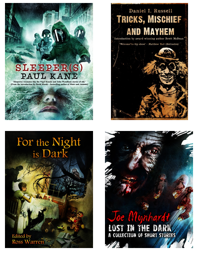 crystal lake publishing books